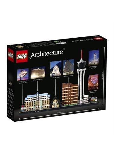 Lego Lego Architecture 21047 Las Vegas Renkli